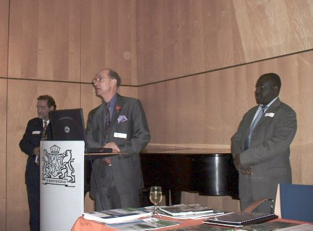 Uganda signs agreement to host global Wetlands Conference, a