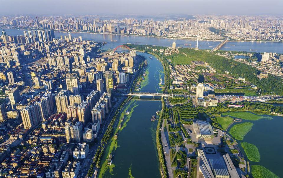 Einwohnerzahl Wuhan