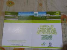 World Wetlands Day 2014 Colombia Folder