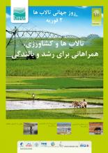 World Wetlands Day 2014 Iran Poster