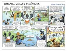 World Wetlands Day 2014 Croatia Cartoon
